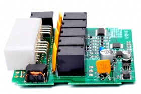 4 Layer Automotive Gps tracker Printed Circuit Assembly with High TG